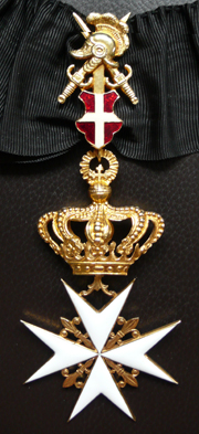 Knight of MAlta Cross